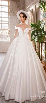 Свадебное платье White Milk