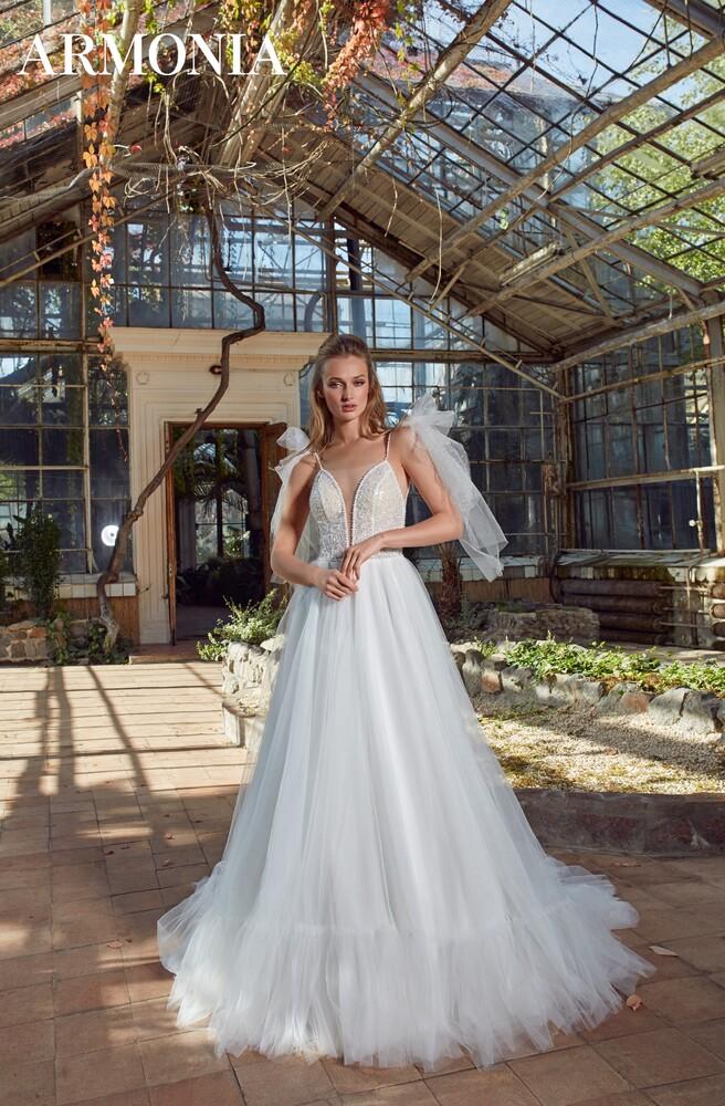 Свадебное платье ADELPHINE