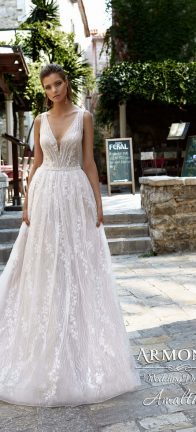 Свадебное платье AMALTHEA