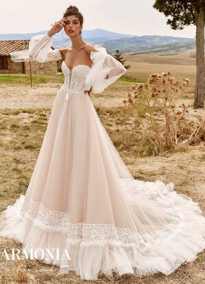 Свадебное платье AROMA