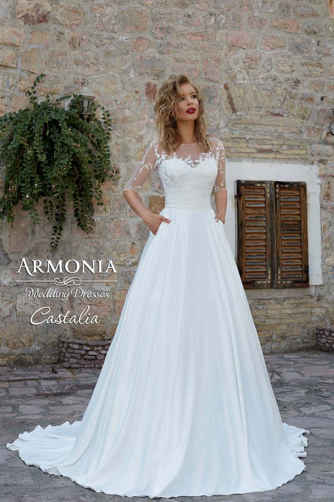 Свадебное платье CASTALIA