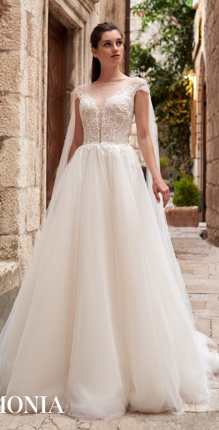 Свадебное платье COLUMBA