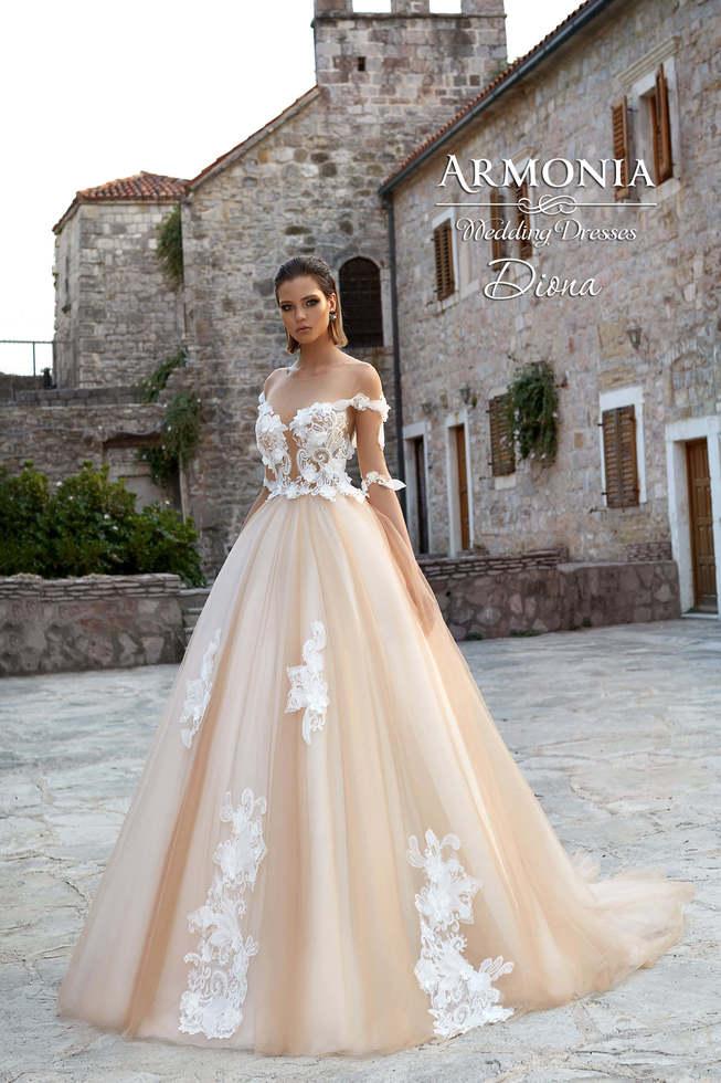Свадебное платье DIONA