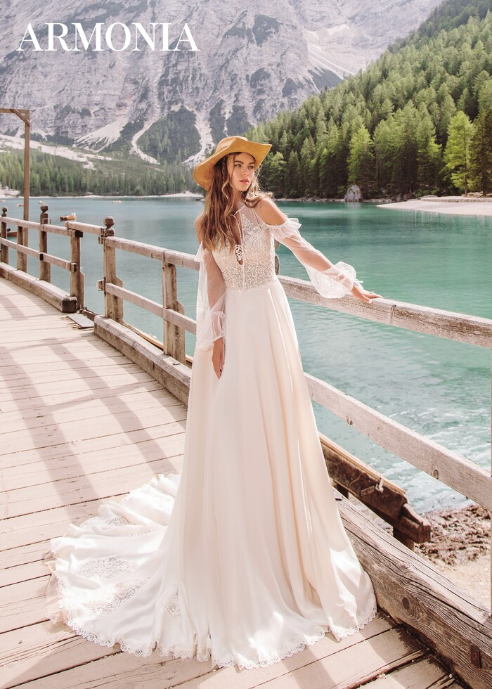 Свадебное платье DOLLY