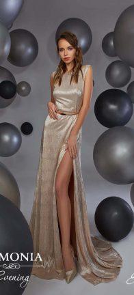 Вечернее платье GOLD