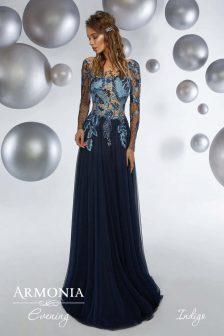 Вечернее платье INDIGO