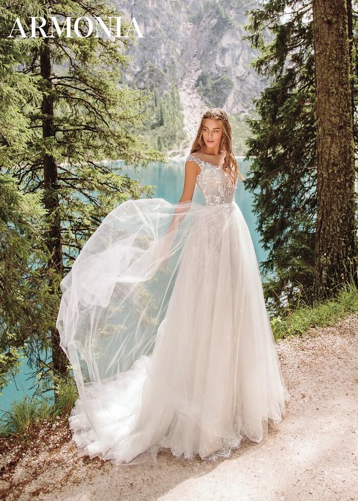 Свадебное платье MADELEINE