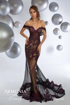 Вечернее платье MAGENTA