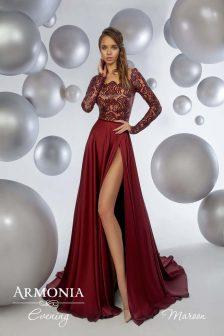 Вечернее платье MAROON