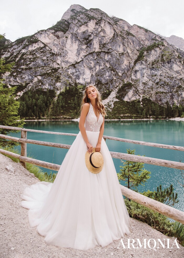 Свадебное платье MONT-BLANC