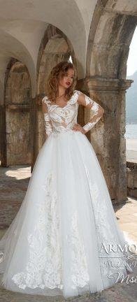 Свадебное платье MSIDA