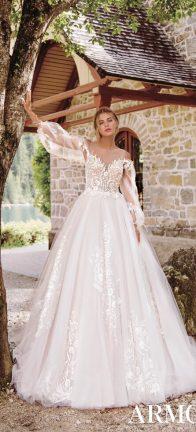 Свадебное платье PAMPERO