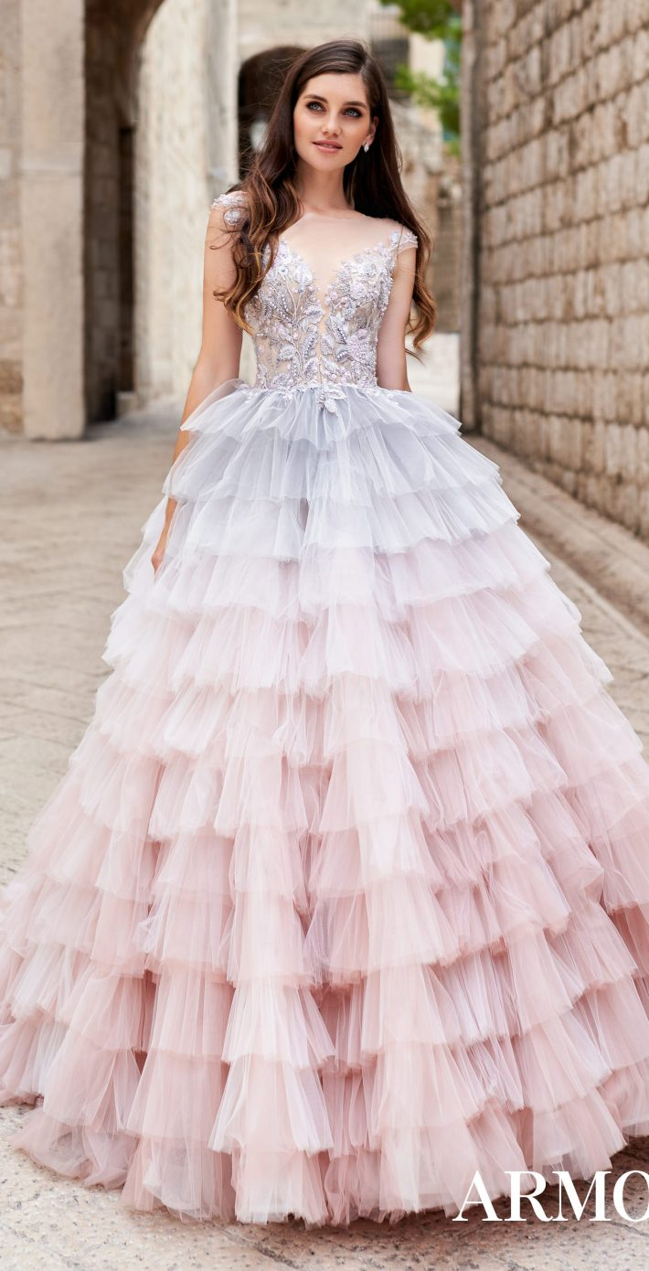 Свадебное платье PAVO