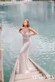 Свадебное платье PIANO прямое