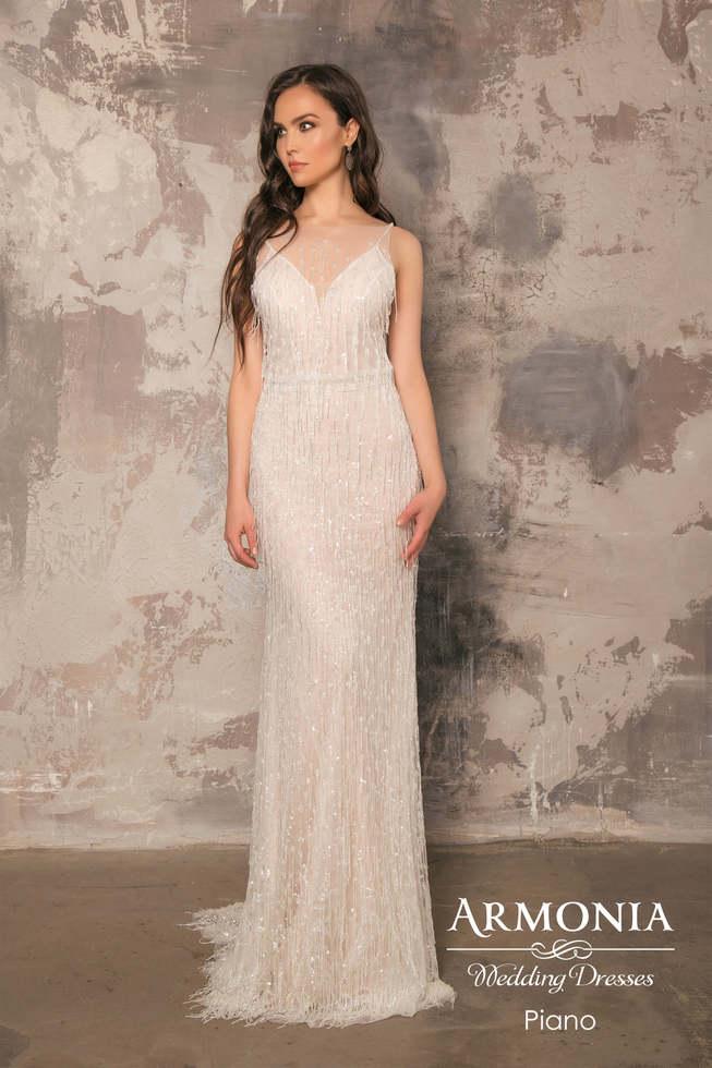 Свадебное платье PIANO русалка