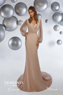 Вечернее платье PLATINUM