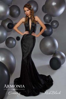 Вечернее платье RICH BLACK