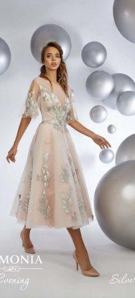 Вечернее платье SILVER INK
