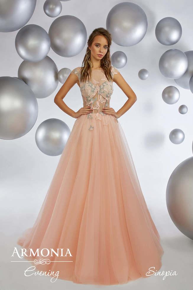 Вечернее платье SINOPIA