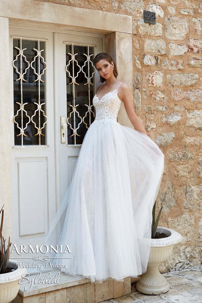 Свадебное платье SYLPHIDE
