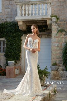 Свадебное платье TIANIA