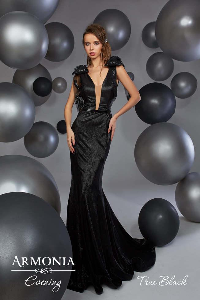 Вечернее платье TRUE BLACK