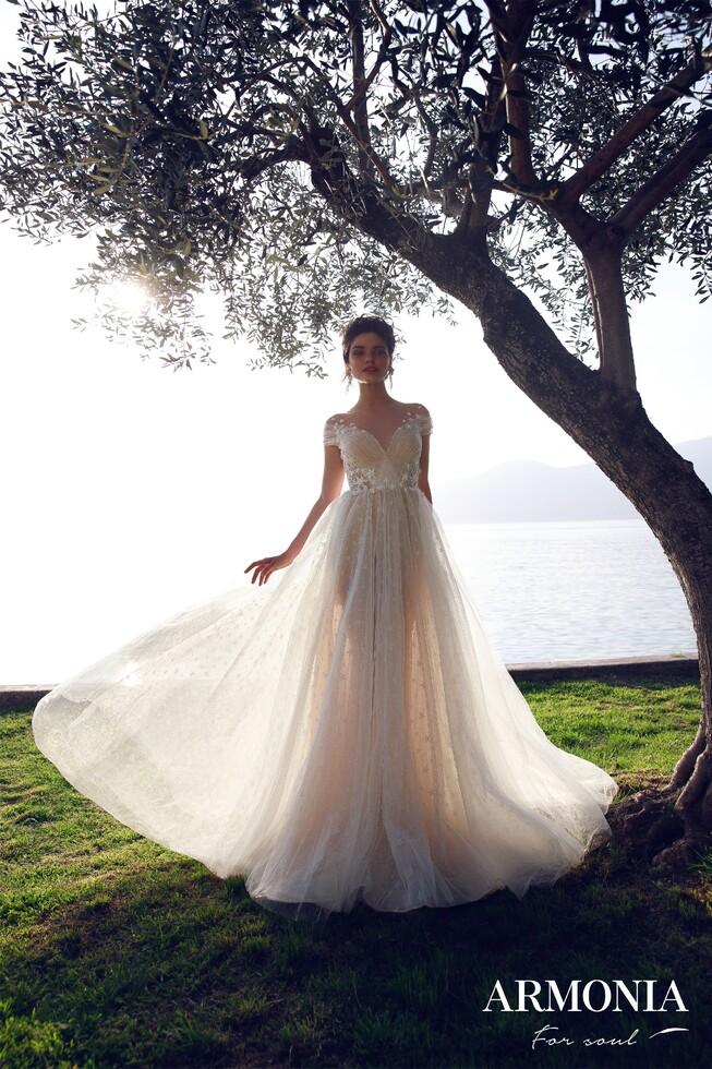 Свадебное платье VIOLA