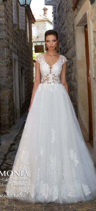 Свадебное платье YOUWARKEE