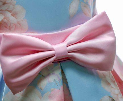 Как красиво и правильно завязывать пояса и банты на платьях?