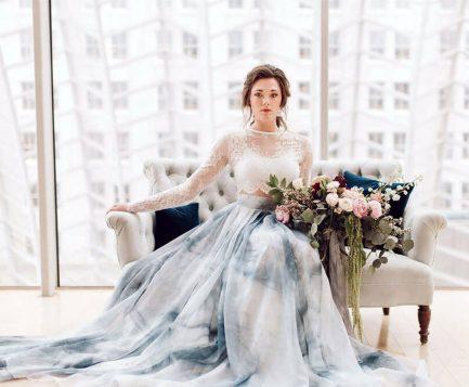 Необычные платья: Удивляем гостей необычными решениями