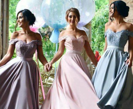 Самое красивое вечернее платье: На помощь придет А-силуэт
