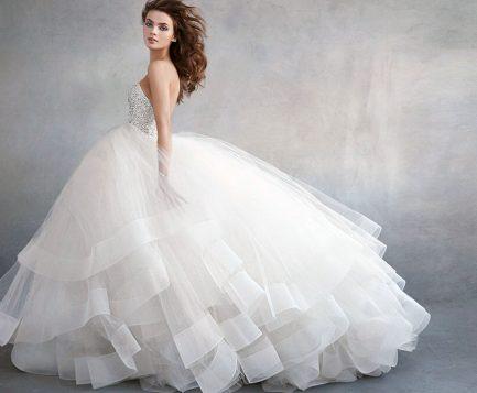 Пышные свадебные платья: Собираем шикарный образ на свадьбу