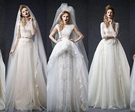 Самые красивые свадебные платья: Выбираем лучшее платье для невесты